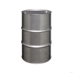 Stainless Steel Close Head Container