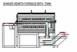Multiple Hearth Furnace