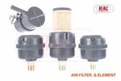 Air Compressor Air Filter & Elements
