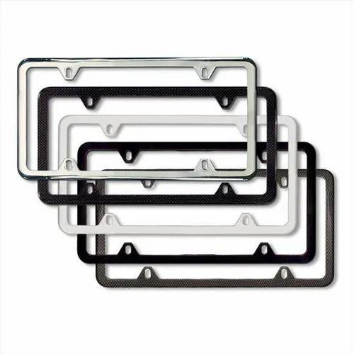 Number Plate Frames - Number Plate Frame Wholesale Trader from Delhi