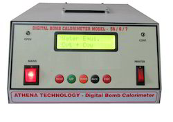 Digital Bomb Calorimterer with Puff Insulation
