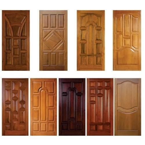 Meranti Wooden Door