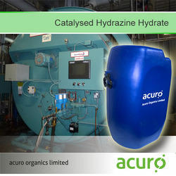Catalysed Hydrazine Hydrate