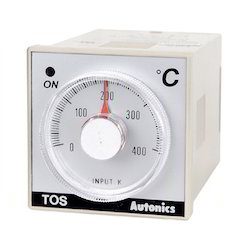 Analog Temperature Counter