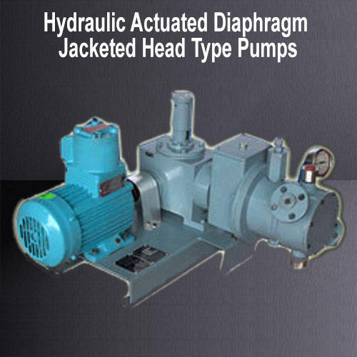 Diaphragm pumps hydraulic actuated diaphragm pumps manufacturer diaphragm pumps hydraulic actuated diaphragm pumps manufacturer from nashik ccuart Images