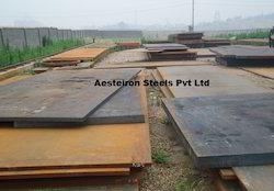 DIN 17102 Steel Plate
