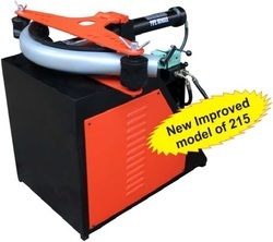 inder hydraulic motorised compact pipe bender with hing