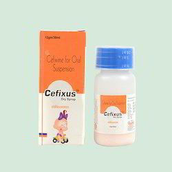 Cefixus Dry Syrup