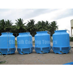 Round Cooling Towers