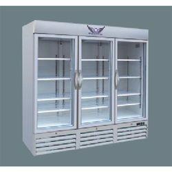 Three Door Freezer