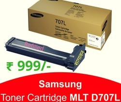 Samsung Mlt D707l Refilled Toner Cartridge For K2200, K2200nd