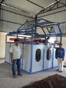 Large Manual Vacuum Forming Machine