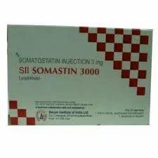 Sll  Somastin 3000 Injection