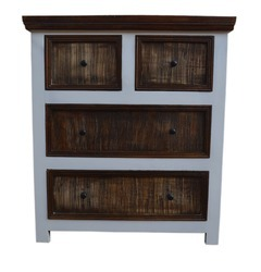 Wooden Drawer Chest - Wooden Furniture