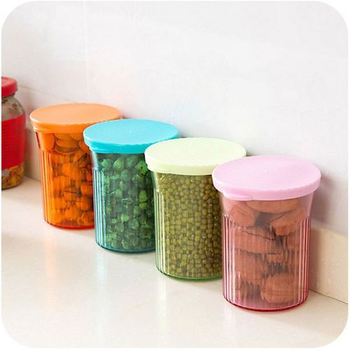 Plastic Storage Container Kitchen Food Storage Container