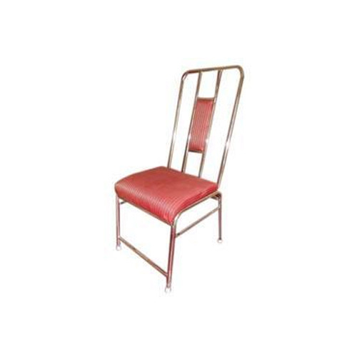 Metal Long Back Chairs