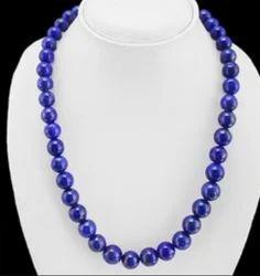 Dyed Quartz Bolls Blue Color