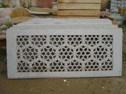 Natural Marble Jali Design