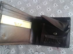 Branded Leather Wallets