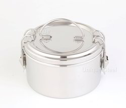 Stainless Steel Large Container