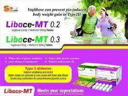 Voglibose with Metformin