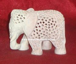 Soapstone Carved Elephant