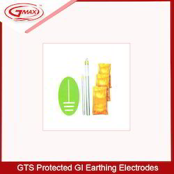 GTS Protected GI Earthing Electrodes