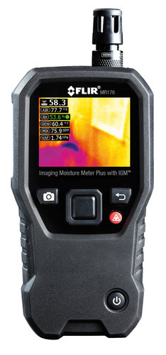 Imaging Moisture Meter With IGM Infrared Guided Measurement