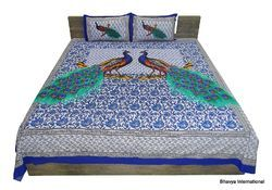 Figure printed bed sheets