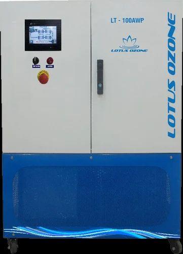 Ozone Generators for Aqua Culture