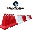 Stackable Safety Road Barrier