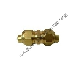 Brass Compression Union Fittings