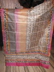 Pure Tussar Silk Dupatta