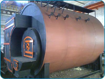 Fully Wet Back Boiler