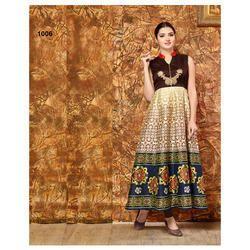 Banglory Silk Kurti
