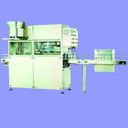 Linear Rinser Filler Capper Machine