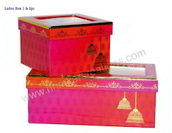 Ladoo Rigid Boxes