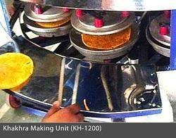 Sanghavi Khakhra Making Machine