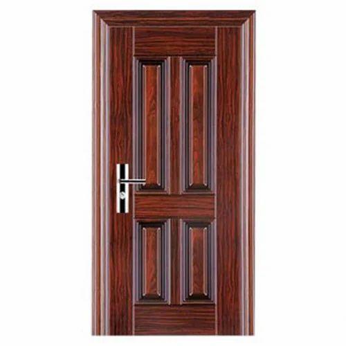Security Door Interior Steel Door Manufacturer From Thrissur