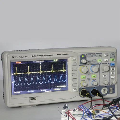 50MHz Digital Storage Oscilloscope