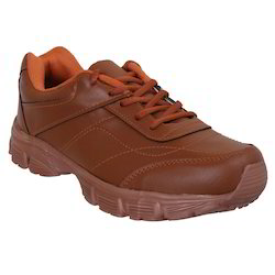 army officer training shoes st 02 brown