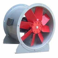 Smoke Extract Axial Fan