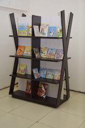 Criss Cross Book Rack