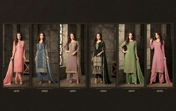 Mohini Glamour 44 Georgette Straight Suits