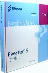 Evertor 5mg Tablet