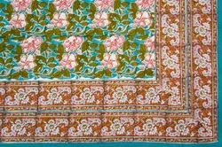 Printed Hand Block Cotton Quilts