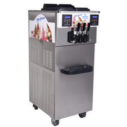 Automatic Ice Cream Making Machine