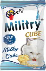 Militry Cube Milk Chocolate