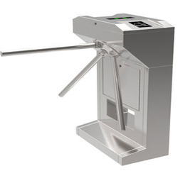 Automatic Access Control Turnstile