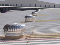 Roof Top Aluminium Ventilator